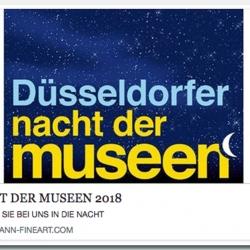 NACHT DER MUSEEN - 2018